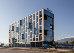 Multi-functional Office Building Space Tower