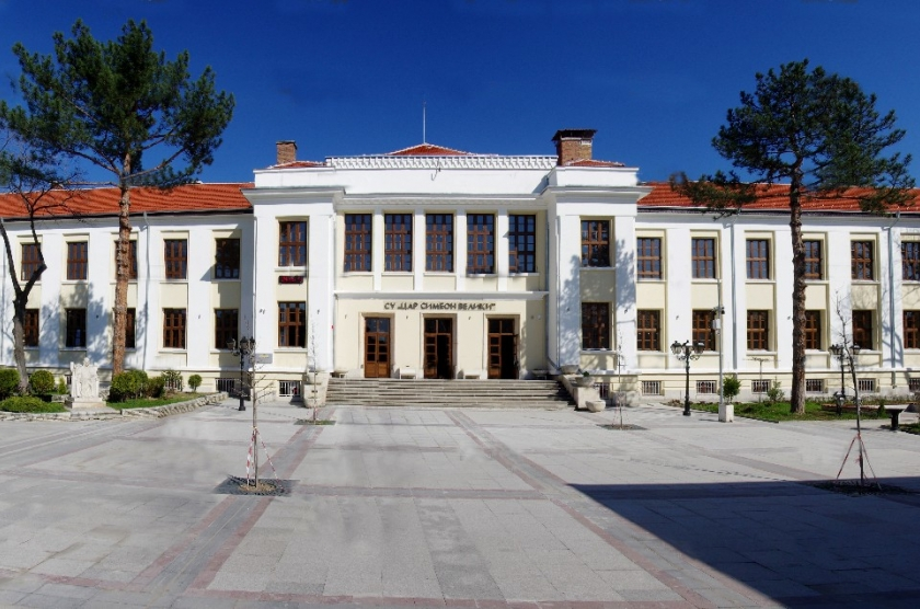 "Conservation, restoration and exhibition of the building of the Secondary School ""Tsar Simeon Veliki"" - Vidin; shaping the adjacent surrounding area and extension and superstructure of the gymnasium at the Secondary School ""Tsar Simeon Velik"