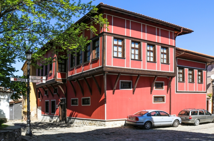 Restoration and adaptation of Klianty House, Architectural and Historical Reserve Ancient Plovdiv